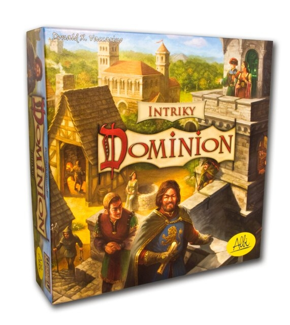 Dominion - Intriky - krabice
