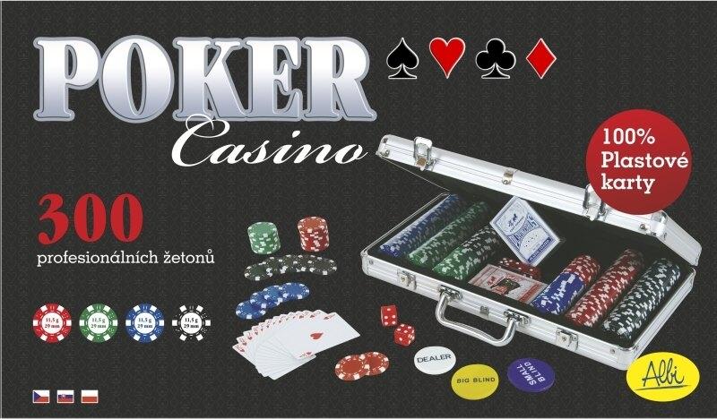 Lidl poker sada