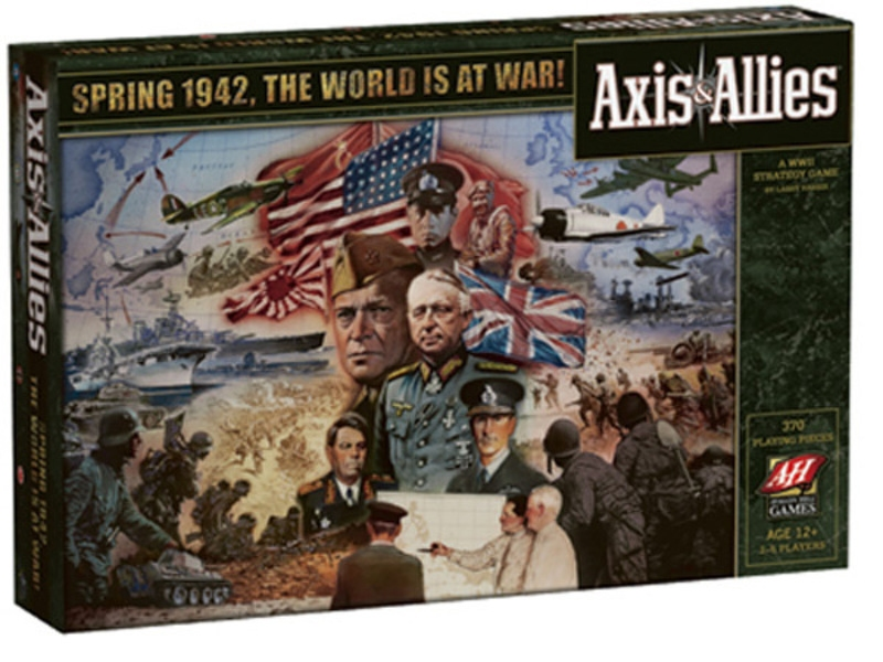 Axis & Allies: 1942 Game