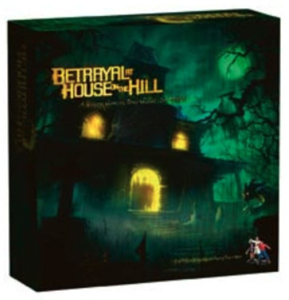 Betrayal at House on the Hill - krabice