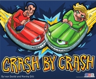 CRASH BY CRASH (Bourací autíčka)