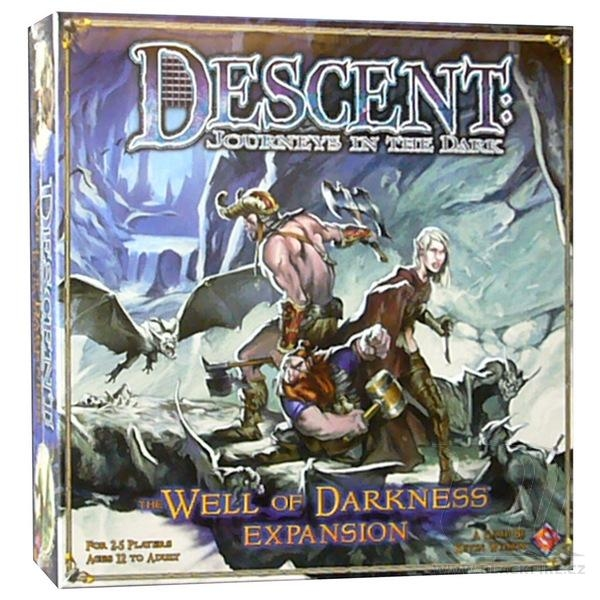 Descent: The Well of Darkness Expansion