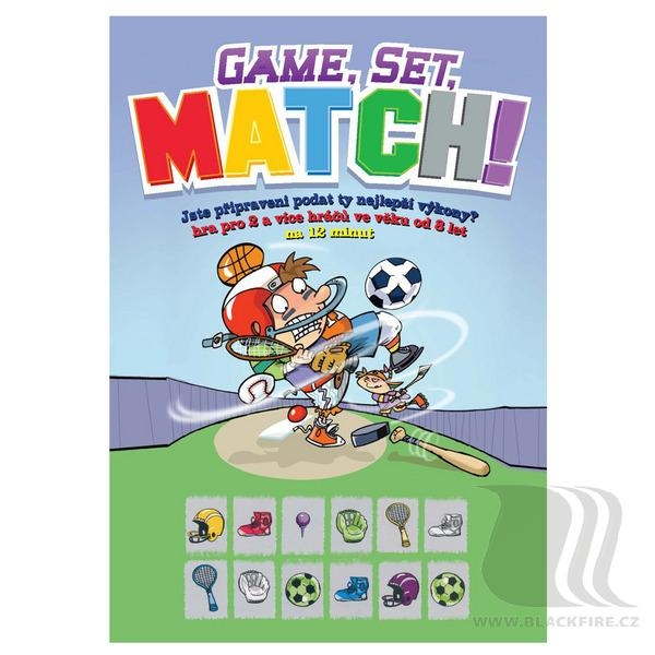 12 Minute Games: Game, Set, Match !™