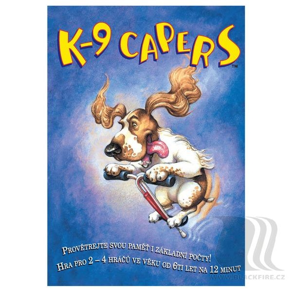 12 Minute Games: K-9 Capers™