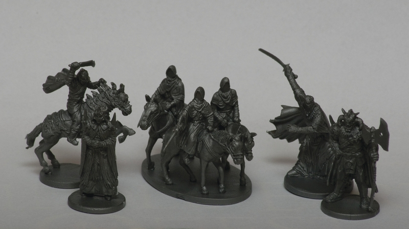 Middle Earth Quest - figurky 1
