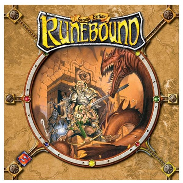 Runebound: Second Edition
