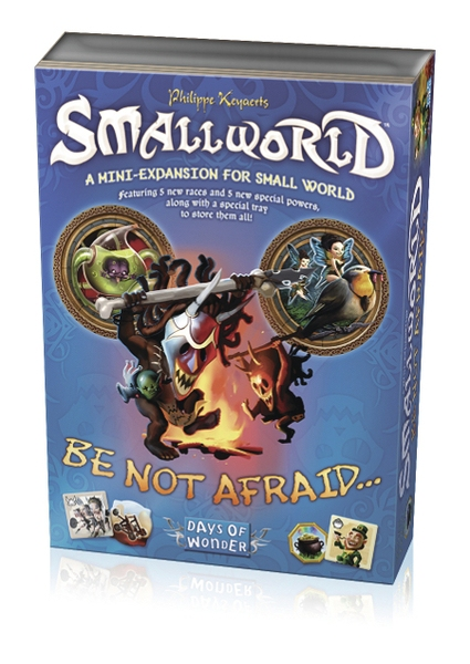 Smallworld - Be Not Afraid...! - krabice