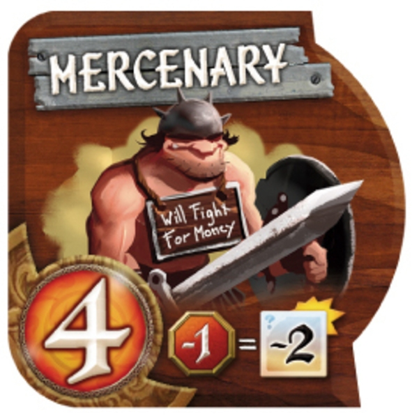 Smallworld - Be Not Afraid...! - Mercenary