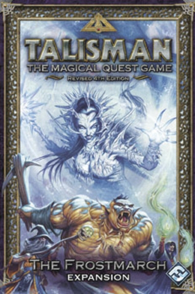Talisman: Frostmarch Expansion