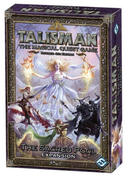 Talisman: The Sacred Pool