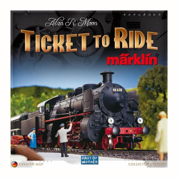 Ticket to Ride - Märklin